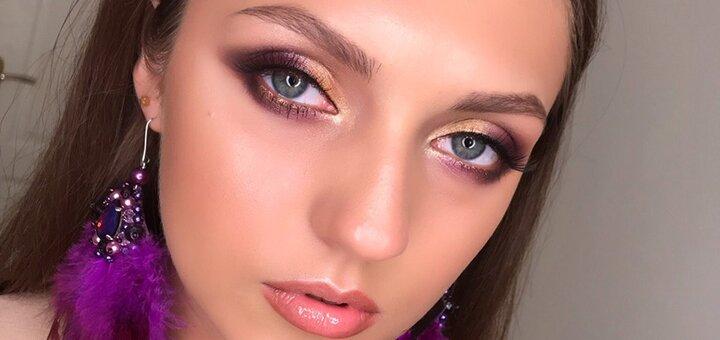 Полный курс обучения профессии «Визажист» в салоне «BeautyPROstudio»