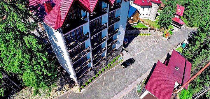 5 дней отдыха на Новый Год в хостеле «Горганы» в Карпатах