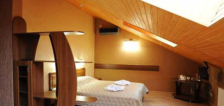 От 3 дней зимнего отдыха в отеле «Парк» в Моршине
