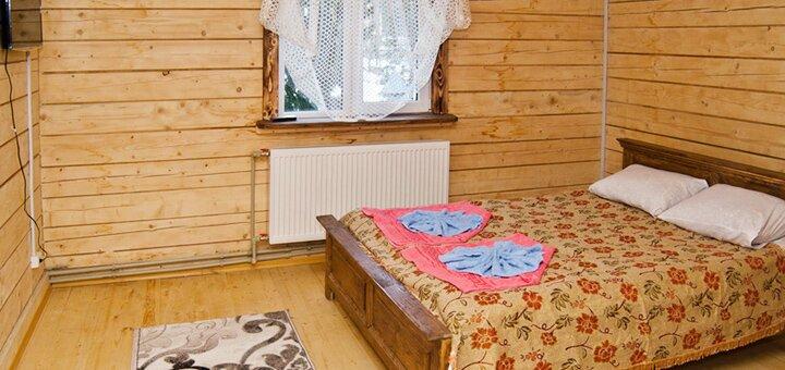 От 4 дней отдыха с питанием, посещением сауны и чана в отеле «Дан» в Драгобрате