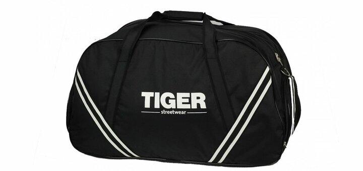 Скидка 30% на дорожные сумки от «Tiger»