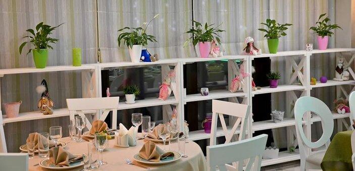 Скидка 50% на всё меню кухни в семейном ресторане «Квитан» в Каменском