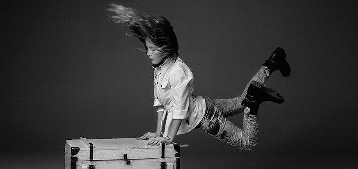 Профессиональная студийная или выездная фотосессия от фотографа Юлии Адельгейм
