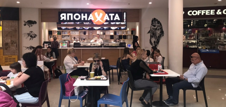 Скидка 40% на суши-сеты с доставкой или самовыносом в сети ресторанов «Япона Хата»