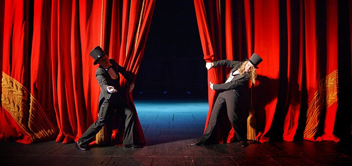 Скидка 50% на билеты на любые постановки в театр-студии «BEAT»