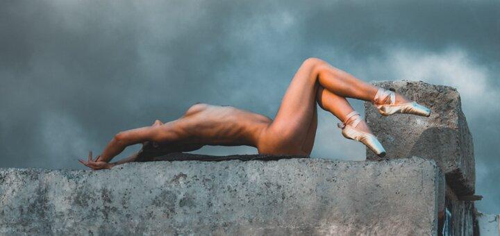 Выездная или студийная фотосессия в стиле ню, топлес, эротик, будуар от фотографа «Vladi Arti»