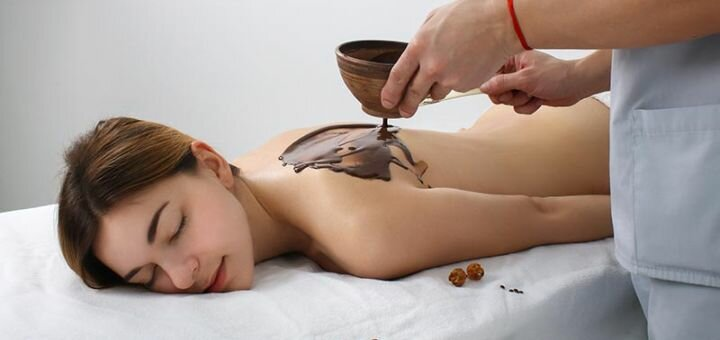 SPA-программа «Шоколадное удовольствие» или «Шоколадное блаженство» в салоне «Ansi beauty»