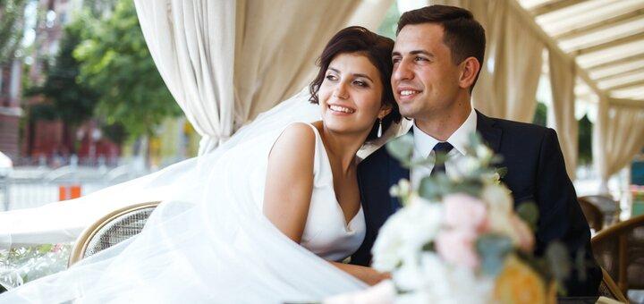 Свадебная выездная или студийная фото и видеосъемка от Лики Ивановой