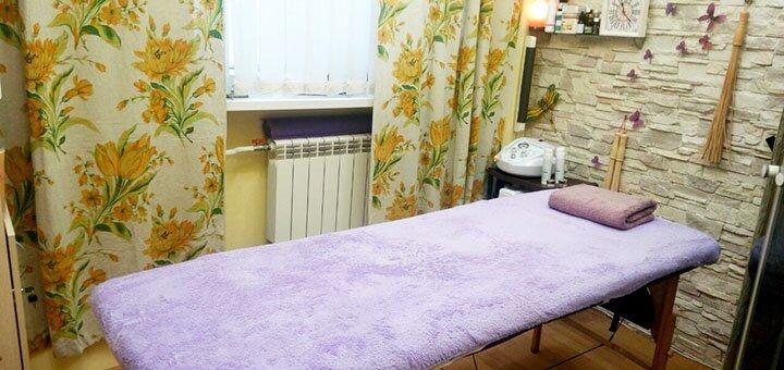 До 10 сеансов антицеллюлитного массажа в салоне красоты «Живана»