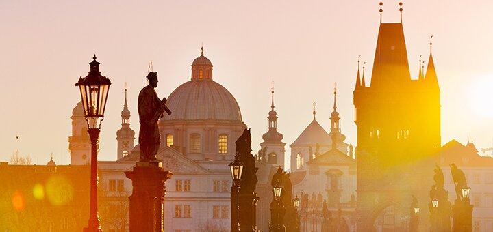 Тур «Уикенд в Праге. Автобусный тур в Прагу из Киева» от «Universal Travel»