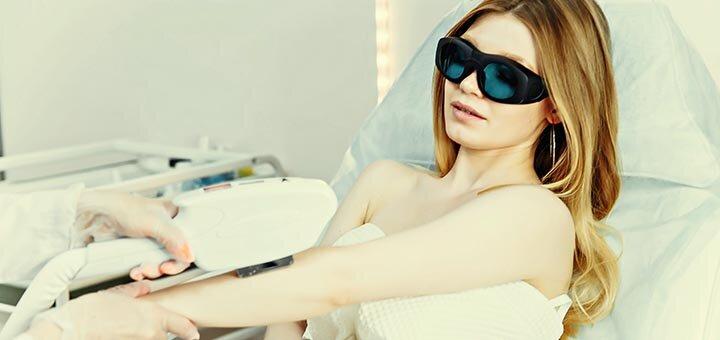 Лазерная эпиляция в кабинете красоты Натальи Павловой