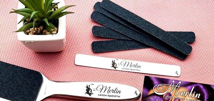 Мужская или женская стрижка в салоне красоты «Merlin»