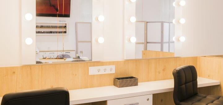 До 3 сеансів моделювання, корекції, фарбування та укладки брів в «Beauty Studio Trucco»