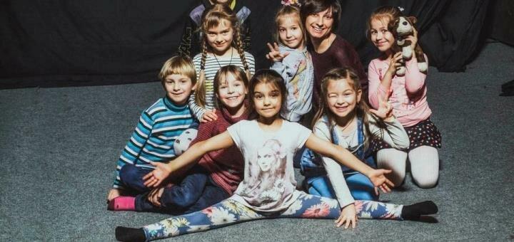 До 16 групповых занятий актёрским мастерством и сценической речью в школе «Маска»