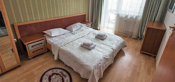 От 3 дней отдыха с питанием в отеле «Горганы» в Карпатах