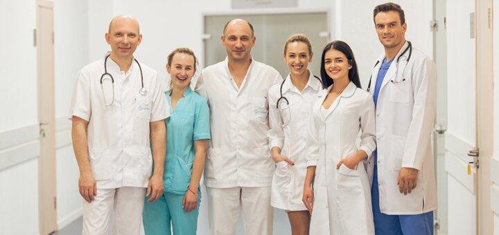 Комплексное или базовое обследование у уролога в медицинском центре «MediLand»