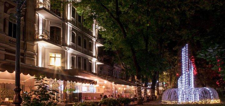 От 3 дней отдыха весной и летом в отеле «Palais Royal» в Одессе