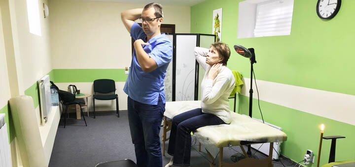 До 3 сеансов лечебно-восстановительной терапии в студии «ОСТЕО»