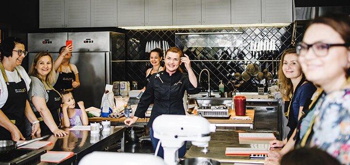 Мастер-класс «Грузинская кухня» от Елены Мироненко в кулинарной студии «GastroLOFT»