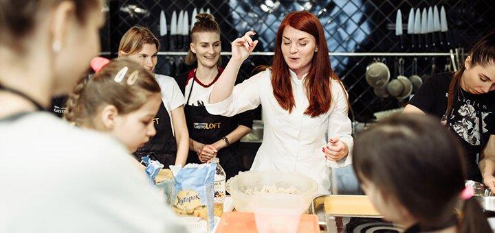 Кондитерский мастер-класс «Макаронс» от Елены Мироненко в кулинарной студии «GastroLOFT»