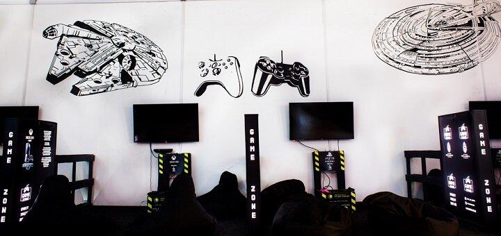 Скидка 50% на игру в видеоигры Playstation 4, X-box 360, Dandy, Sega в «Game Zone»