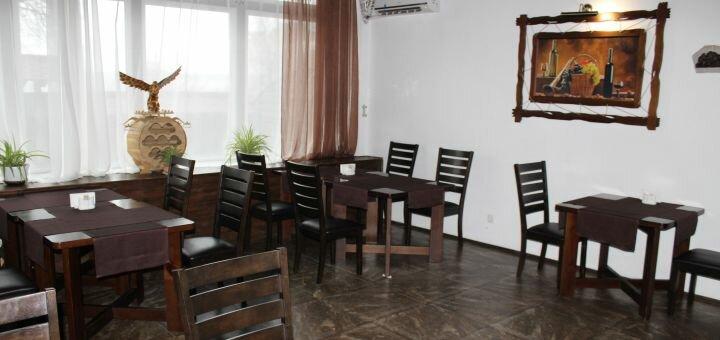 Скидка 50% на всё меню кухни в грузинском ресторане «Гурія» на Чичерина