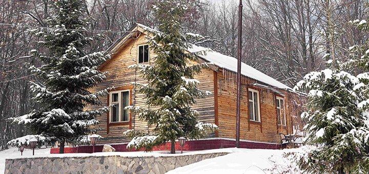От 1 дня проживания на базе отдыха «Болибоки» под Харьковом