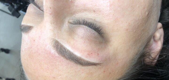 Перманентный макияж век, бровей или губ в салоне «Jen Style»