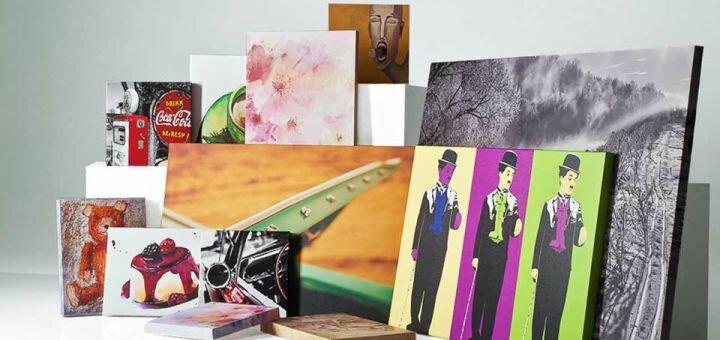 Печать изображений на холсте от компании «Простор Принт»