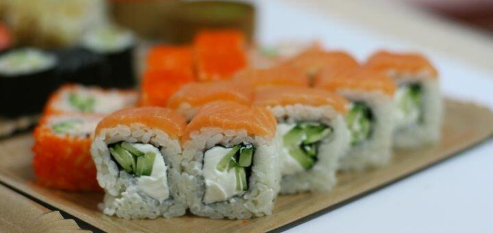 Сеть магазинов Суши сет / Скидка 52% на суши-сет «Ойши» в «Суши Сет»
