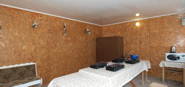 От 3 дней отдыха на базе отдыха «Водограй» в Кирилловке на Азовском море