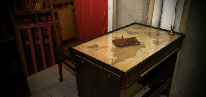 Посещение квест-комнаты «Шерлок Холмс ХIХ» от создателей квестов «IQuestKomnata»