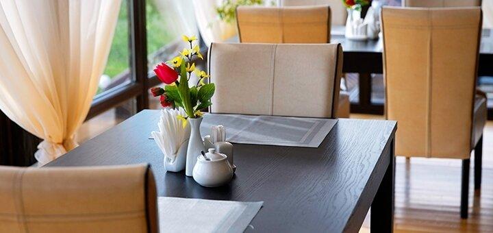 От 3 дней отдыха весной с трехразовым питанием и SPA в отеле «Villa Grand» в Сходнице