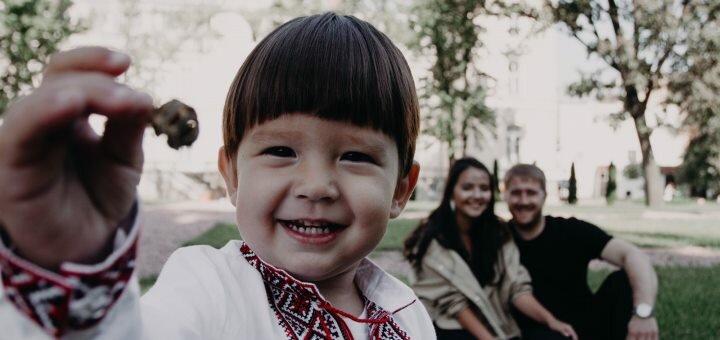Професійна фотосесія від фотографа Анастасії Вавулової