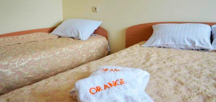 От 3 дней отдыха в июне на базе отдыха «Orange» в Железном Порту