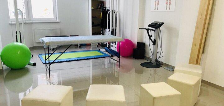 До 6 сеансов массажа спины в реабилитационно-профилактическом центре «Анатомия Здоровья»