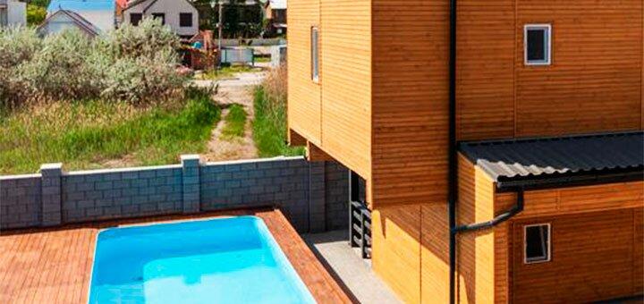 От 3 дней отдыха в мае с завтраками в отеле «Villa Solomare» в Каролино-Бугазе
