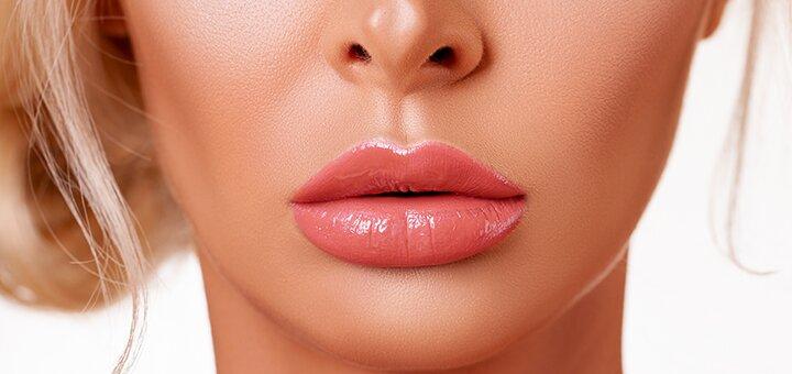 Cкидка до 54% на увеличение губ в салоне красоты «Диксон»