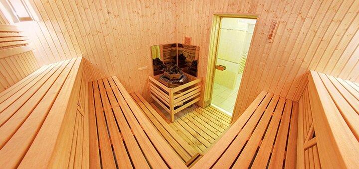 До 3 часов посещения русской бани в оздоровительном комплексе «Сырец»