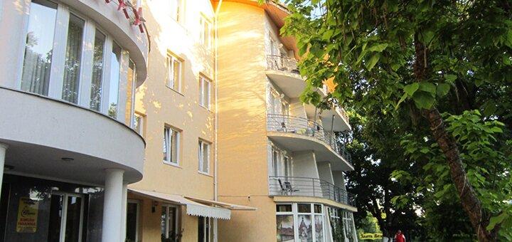 От 4 дней оздоровительного SPA-отдыха в курортном отеле «Quelle Polyana****» в Закарпатье
