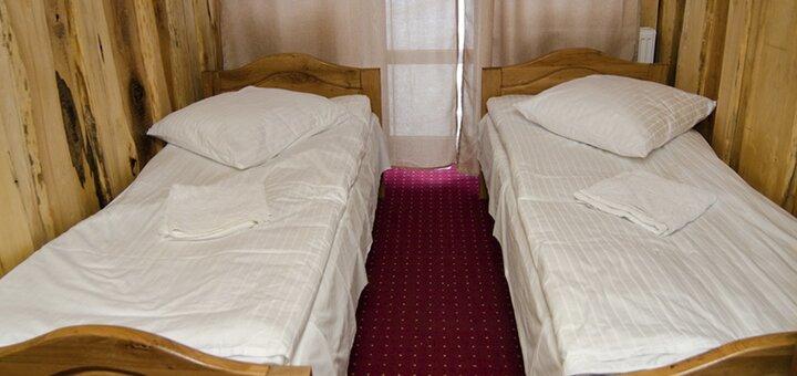 От 3 дней горнолыжного отдыха в отеле «Добош» в Драгобрате