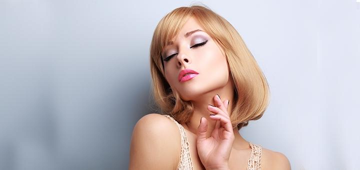 Окрашивание волос «Блонд», «Омбре» или «Шатуш» в салоне красоты «Cosmeja beauty studio»