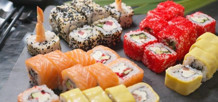 Знижка 40% на все меню піци та суші-сети від ресторану «Pizza Bro Sushi»