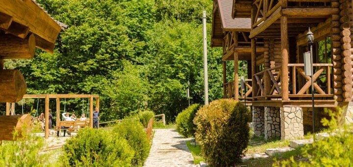 От 4 дней отдыха весной с посещением SPA-центра в отеле «Monastic» в Карпатах