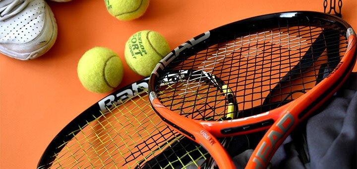 До 36 групповых занятий теннисом или сквошем с тренером Пономаренко Романом Александровичем