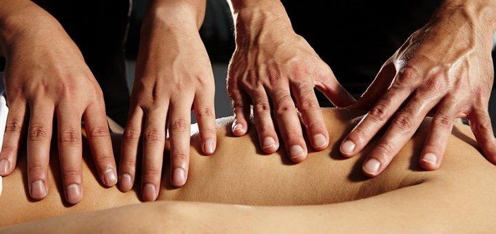 Побалуй себя! SPA-программа в 4 руки с массажем стоп и омолаживающим SPA-уходом для рук в фито-студии «Орхидея»