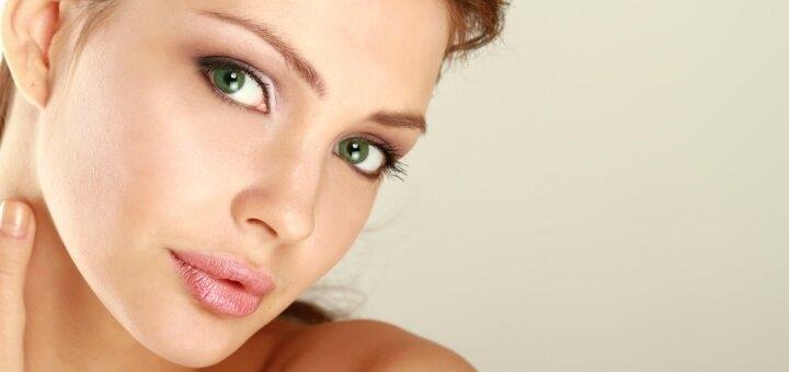 До 5 сеансов карбокситерапии «DEMAX» лица, шеи и декольте в салоне красоты «Beauty Time»