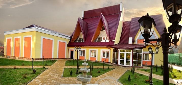 От 3 дней Spa-отдыха в премиум-отеле «Гранд Алексик» в Трускавце