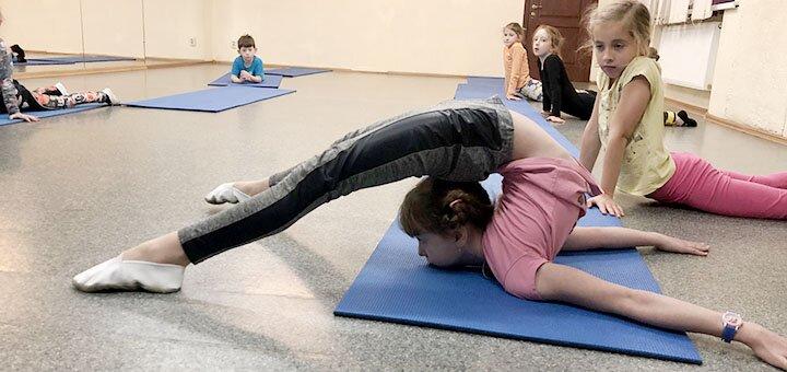 До 16 занятий в цирковой школе «Flex»