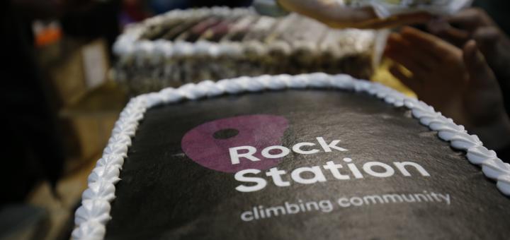 Занятие скалолазанием с инструктором в скалолазном центре «Rock Station»